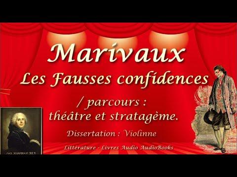 Marivaux Le Fausse Confidence Parcour Theatre Et Stratageme Dissertation Violinne Youtube Seneque Litterature Classique Sur La
