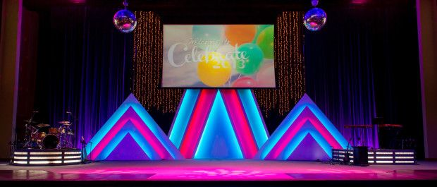 Church Stage Design Ideas | Scenic sets and stage design ideas from ...