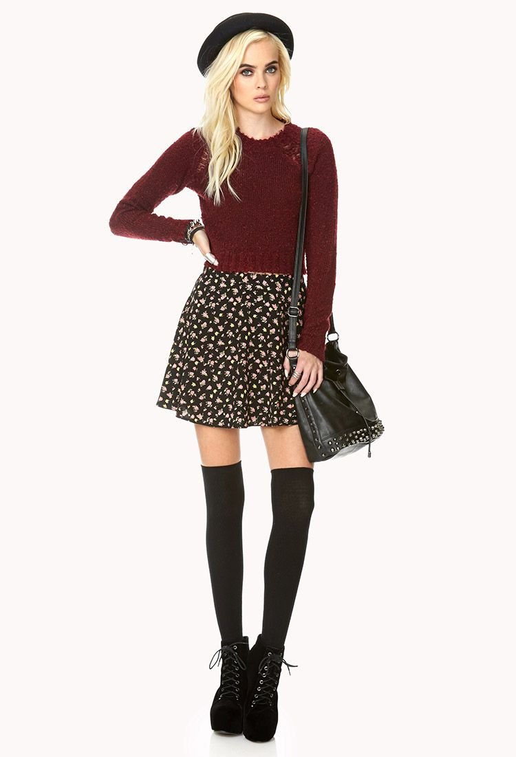 862ba27b44 cute outfit! Total 90s! <3 | FOREVER21 - 2000112062 | My Style: Fall ...