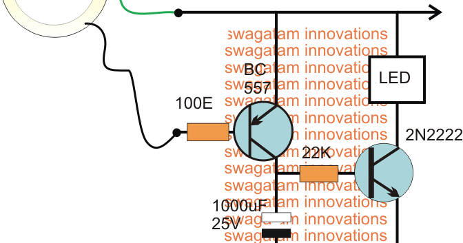 c854820a495722a7ef5f5b19cc90a392 the post explains a simple foot activated staircase light circuit