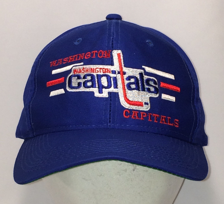 409e3862c8059 Washington Capitals Hockey Hat T2 - A8003