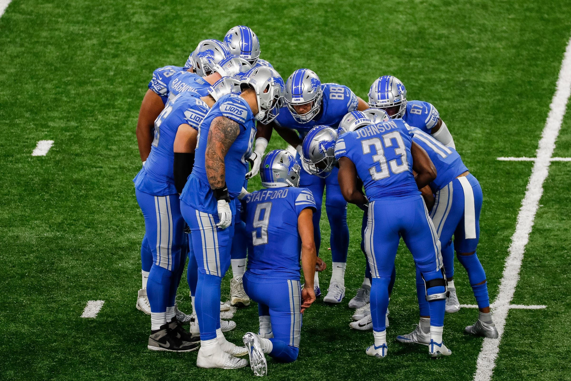 Nfl Power Rankings Where Detroit Lions Stand After Week 1 Detroit Lions Michigan Sports Nfl