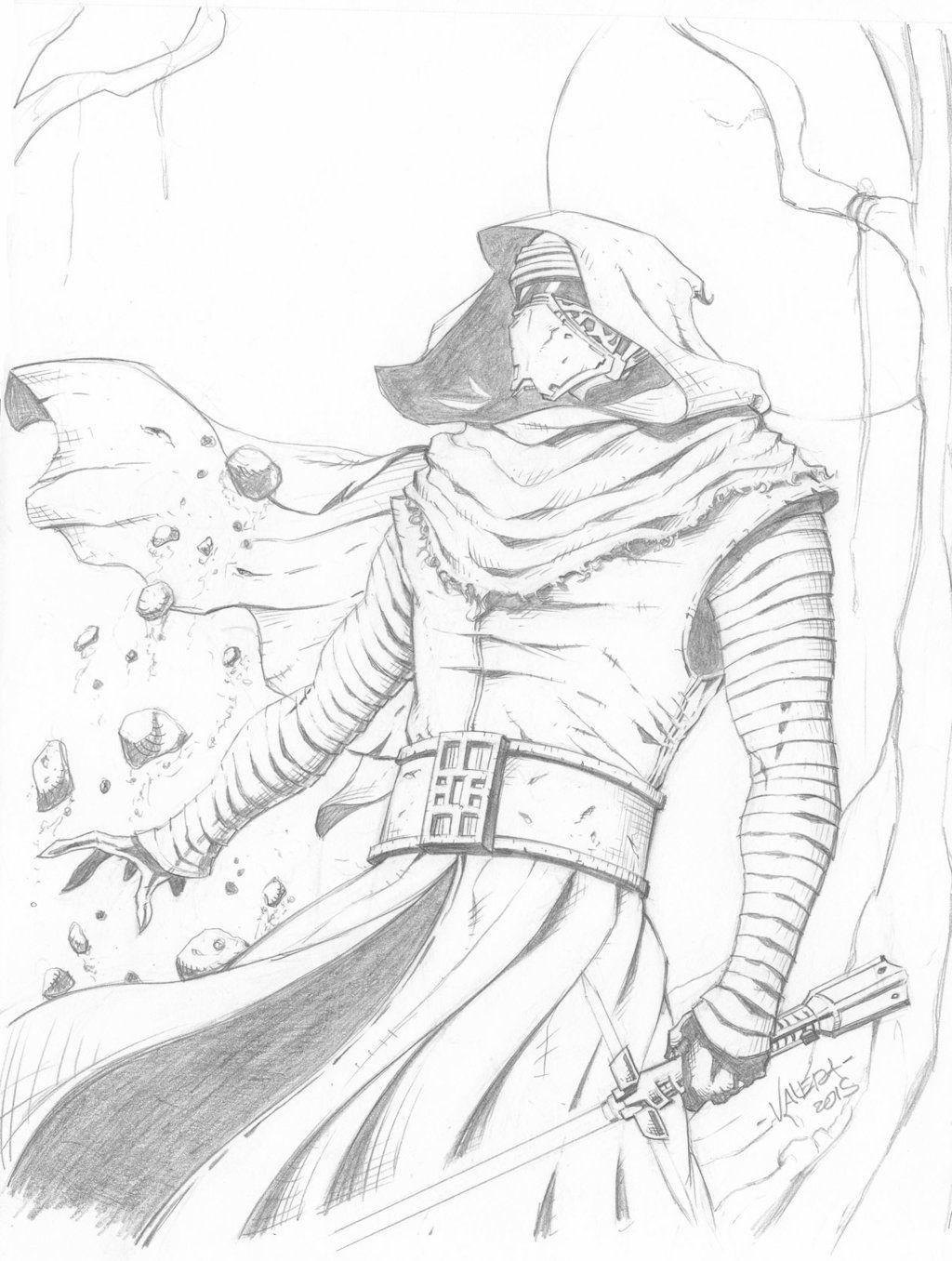 Kylo Ren Sketch By Rv1994 D8tmj17 Jpg 1024 1356 Star Wars Drawings Star Wars Artwork Star Wars Art