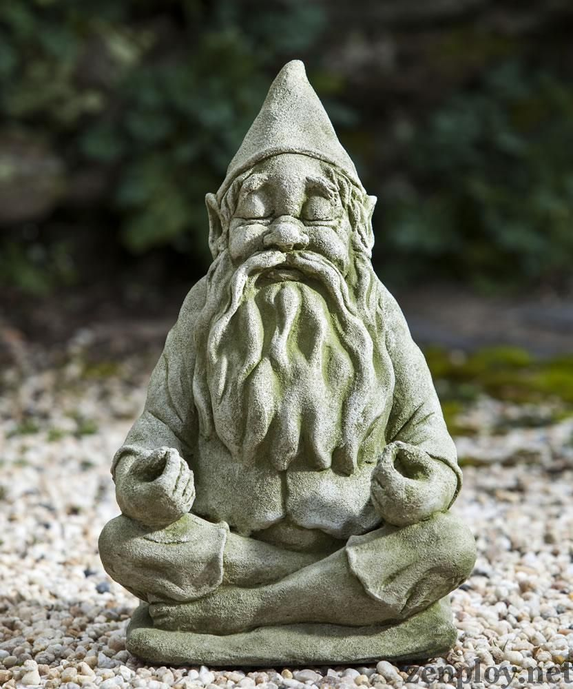 Garden Gnomes On Sale: The Domain Name Zenploy.com Is For Sale