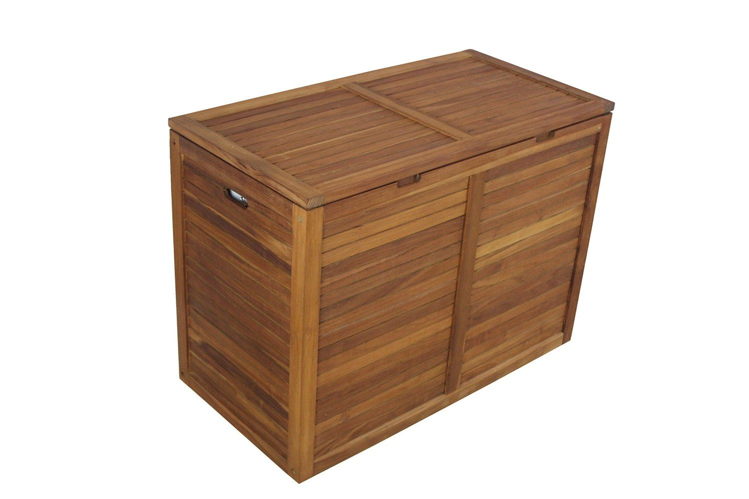 Amazon Com The Original Nila Double Teak Laundry Or Storage