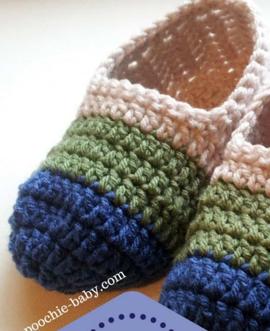 Crochet Slippers Best Collection | Free pattern, Crochet and Patterns