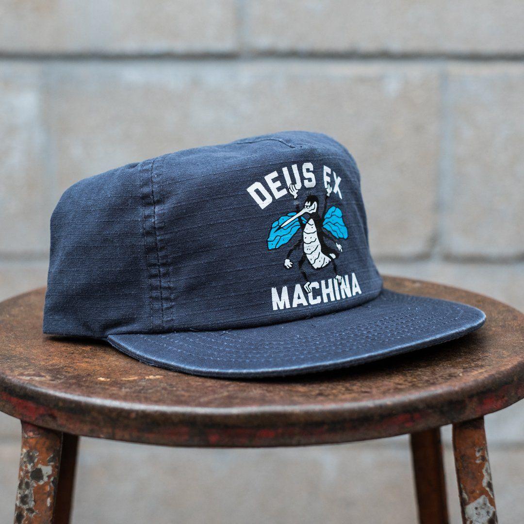 Deus Ex Machina Kirchart Hat Hats Deus Ex Machina Streetwear Fashion