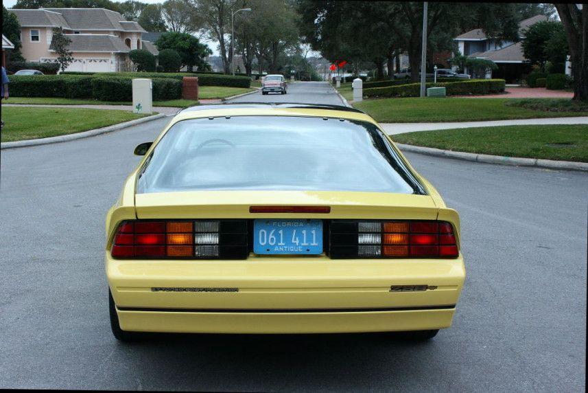1987 Chevrolet Camaro IROC Z28 | MJC Classic Cars | Pristine Classic Cars For Sa…