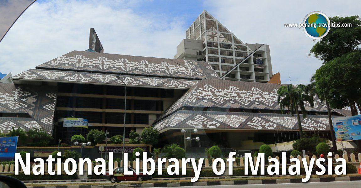 National Library Of Malaysia Kuala Lumpur Malaysia Kuala Lumpur Kuala Lumpur Travel