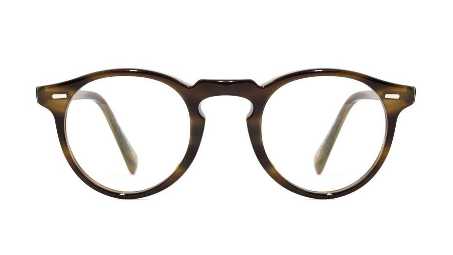 oliver peoples gregory peck rx moss tortoise so you can look smart glasses pinterest. Black Bedroom Furniture Sets. Home Design Ideas