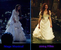 Christine Daae Wedding Dress By Louisajane With Images