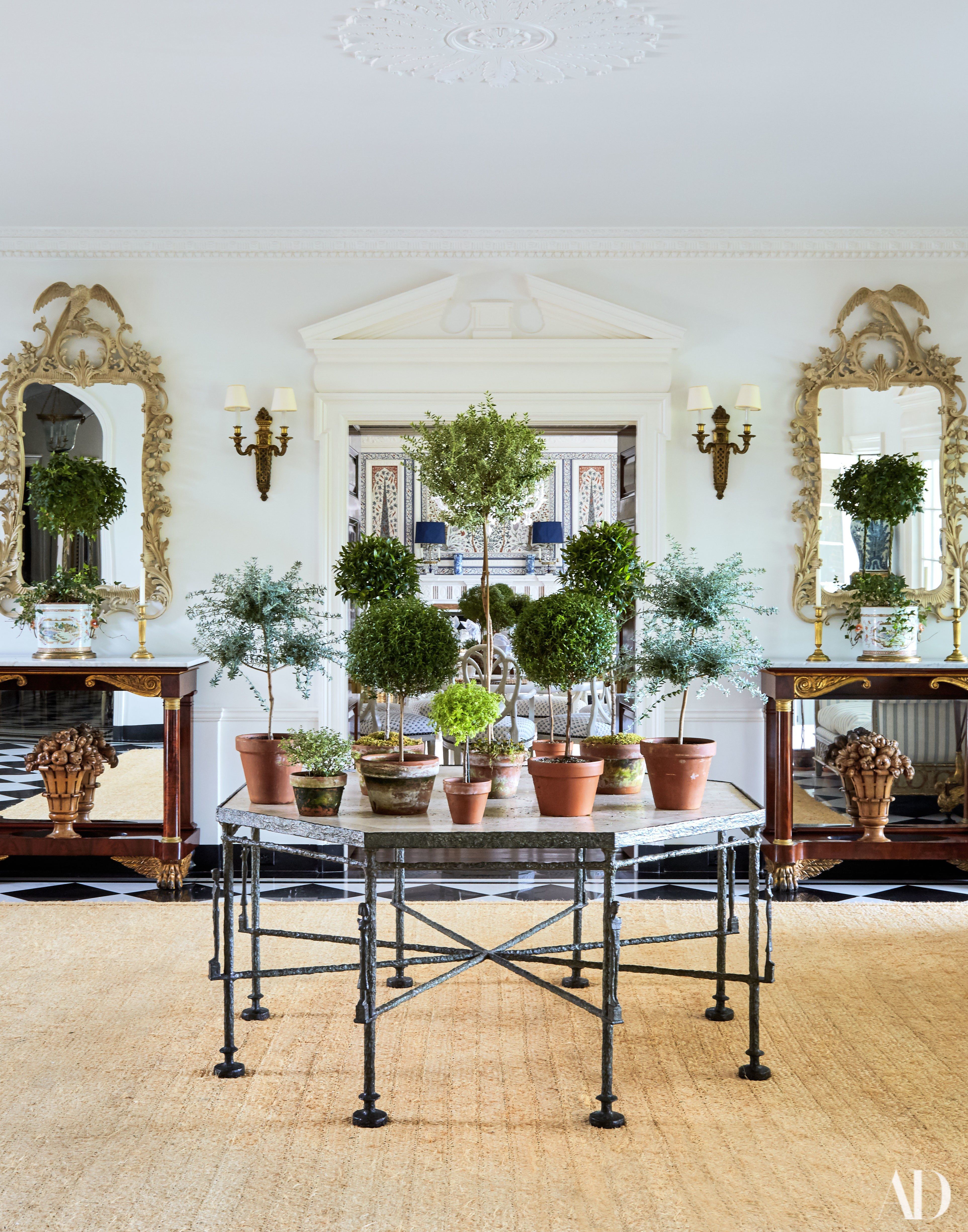 Step Inside Fashion Icon Tory Burchus Home  Architectural digest