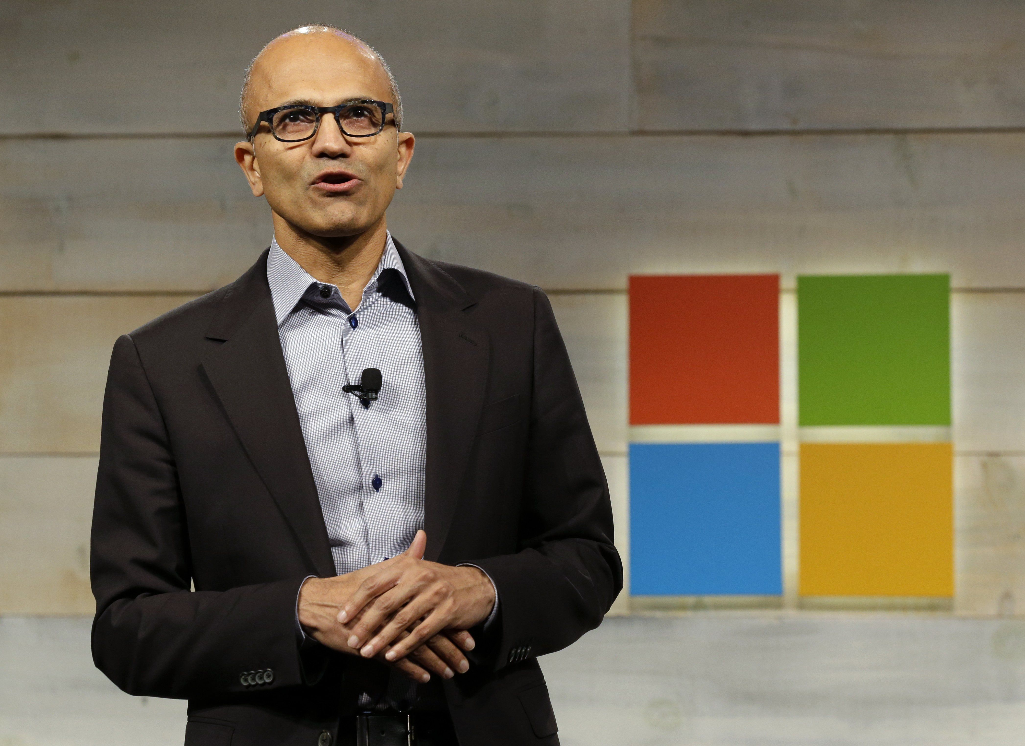 Microsoft's CEO shared a surprising motive for Windows phones coolest feature (MSFT)