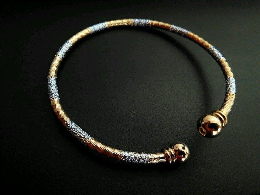 22k gold plated designer bracelet kada daily use for girls and ...