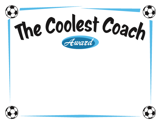 Free Printable Basketball Certificates Best Coach  Google Search