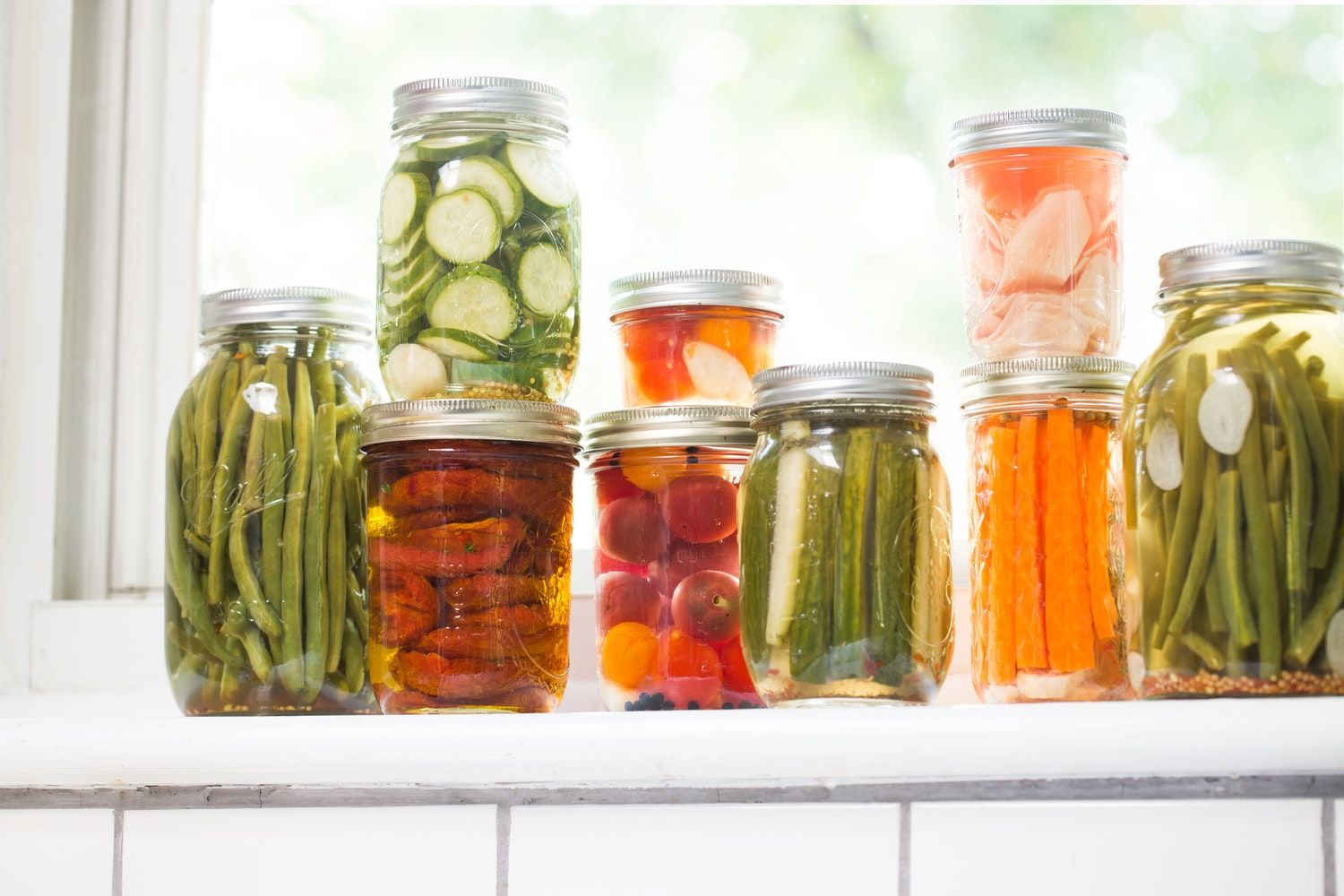 15 Pickles You Can Make When Canning Isn T Your Thing Pickled Cherries Pickling Recipes Pickles