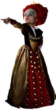 Reina roja vestido | Wonderland... in 2019 | Reina roja ...