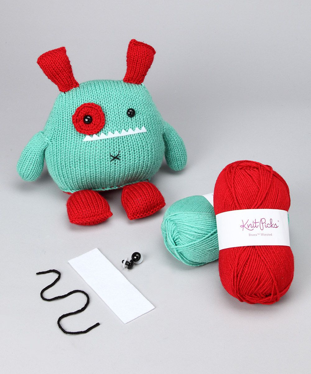 Fun knitting project for my mom or daughter since,  I don't knit, just enjoy their craft.