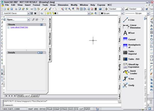 how to create a custom ribbon autocad