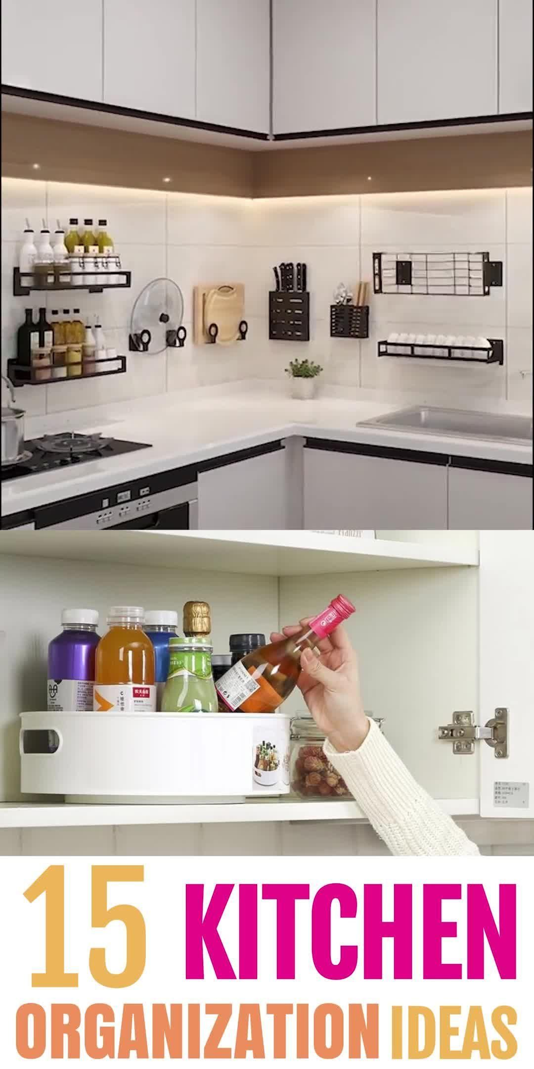 The 15 Amazing Kitchen Organizer you've probably never heard of
