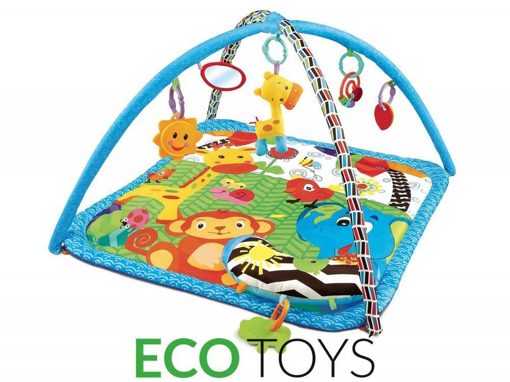 Mata Edukacyjna Interaktywna Kojec Zabawki 7219663343 Oficjalne Archiwum Allegro Kids Rugs Rugs Kids