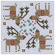 The Floss Box | Biscornu 644 Pdf pattern