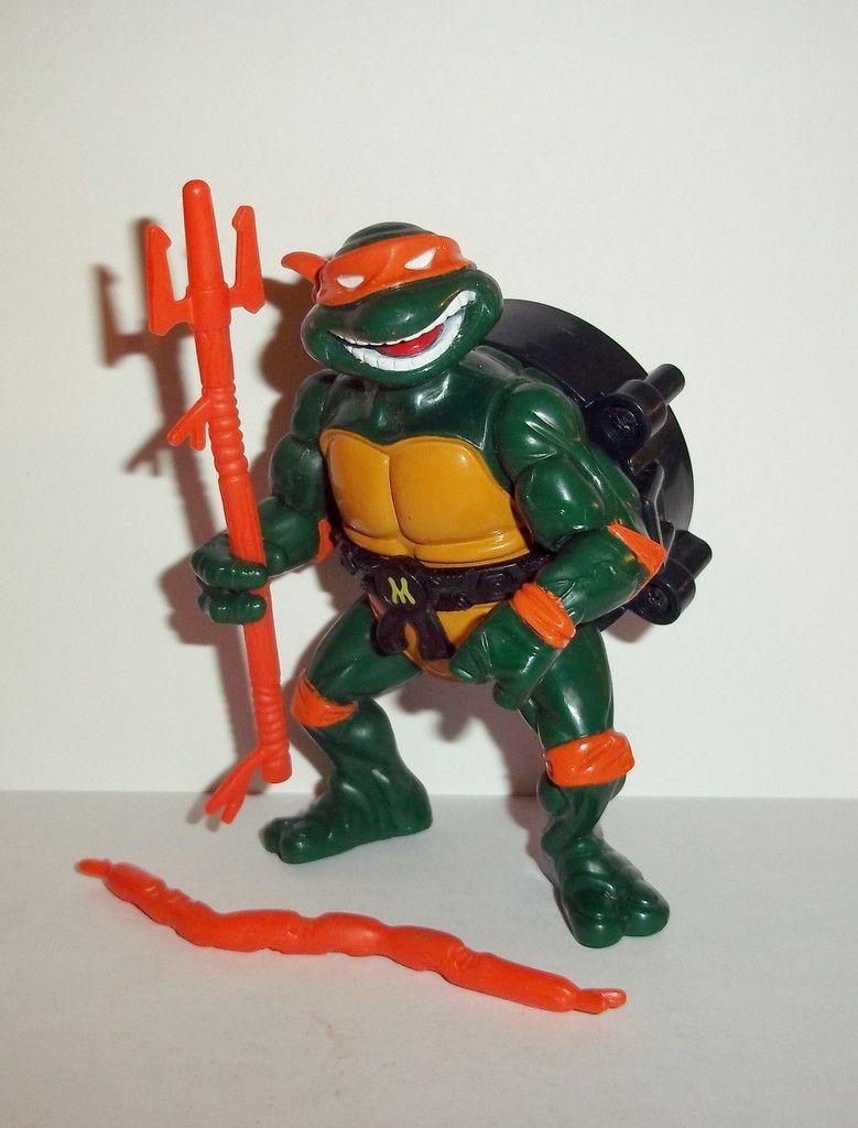 Teenage Mutant Ninja Turtles Vintage Teenage Mutant Ninja Turtles action figures PLAYMATES 1988-1991