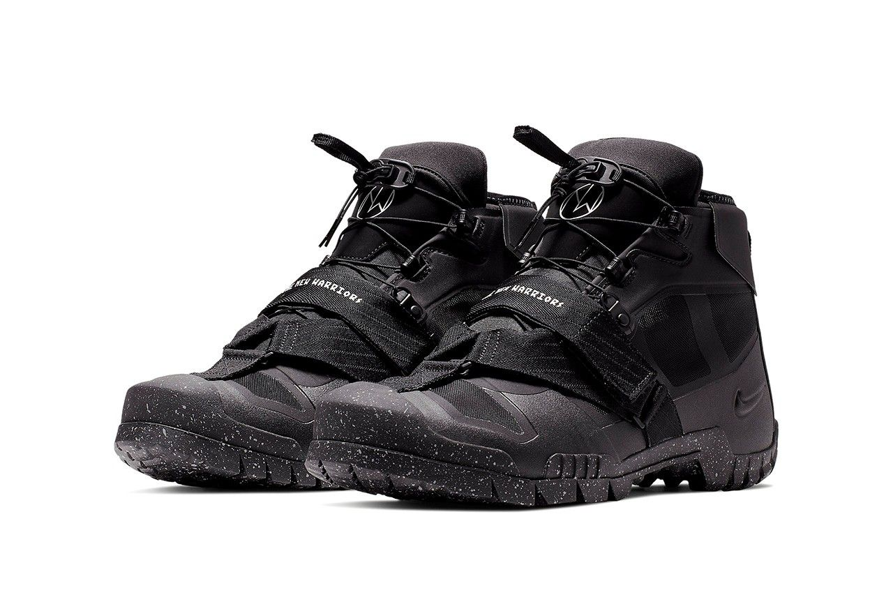 A First Look at UNDERCOVER's Nike SFB Mountain Collaboration