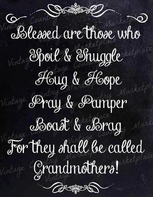 Grandmother Quotes Adorable Grandmother Quote Via Carol's Country Sunshine On Facebook  You Don