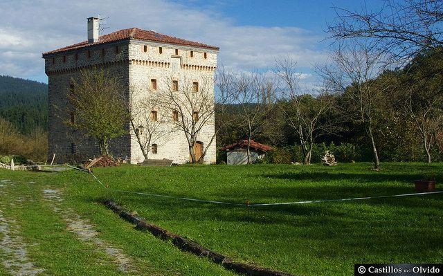 Torre Palacio de Murga | Castillos del Olvido (Fortificaciones visitadas)