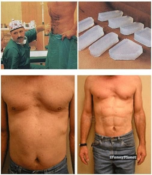 Can You Get Abs From Laughing A Lot Plastic Surgery Sixpack Laugh Gags Roflism Net Plastic Surgery Plastic Surgery Gone Wrong Bad Plastic Surgeries