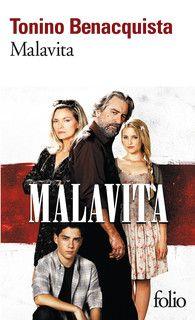 Lundi Librairie : Malavita de Tonino Benacquista http://www.parisladouce.com/2014/09/lundi-librairie-malavita-de-tonino.html