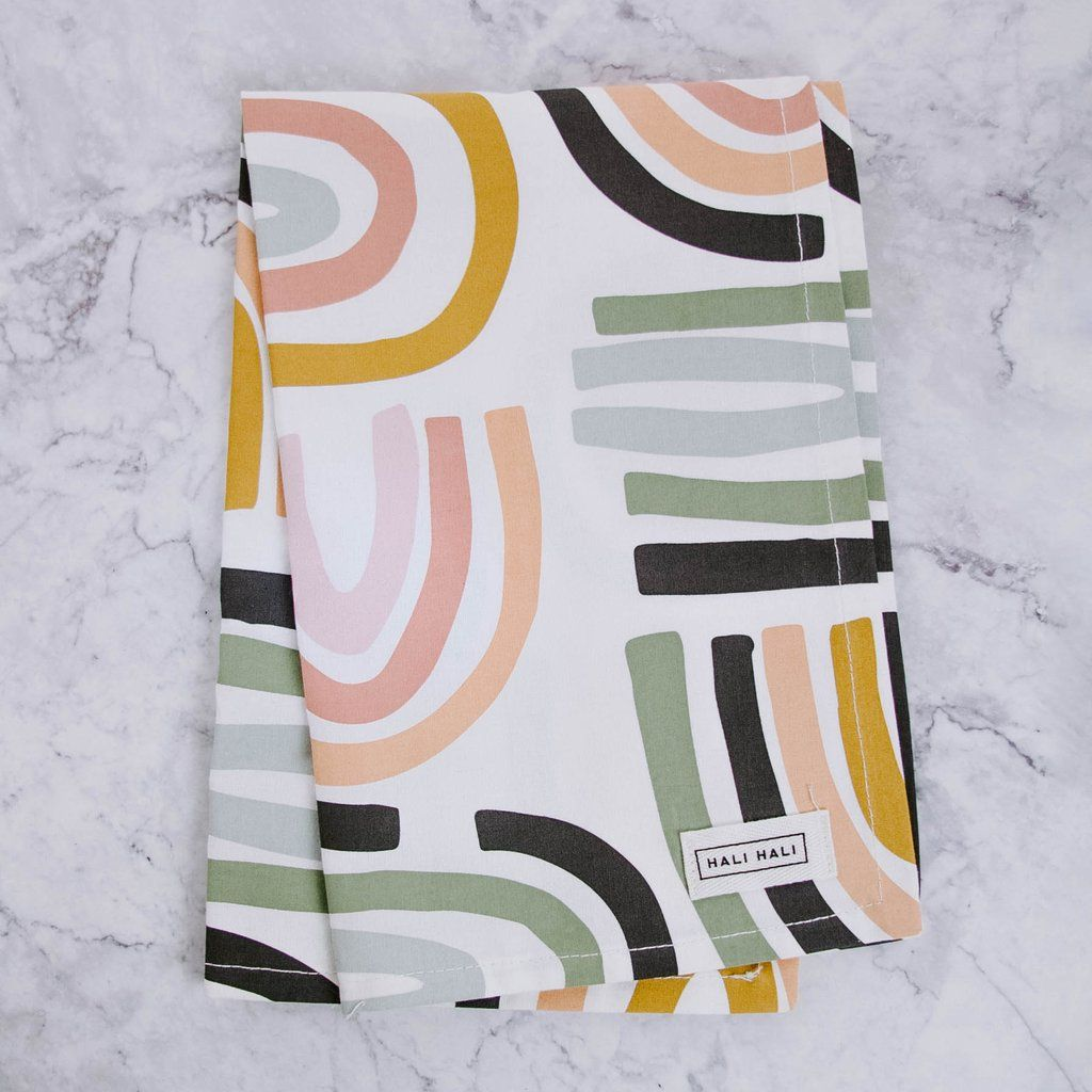 Modern Cotton Tea Towel Cotton tea towels, Tea towels