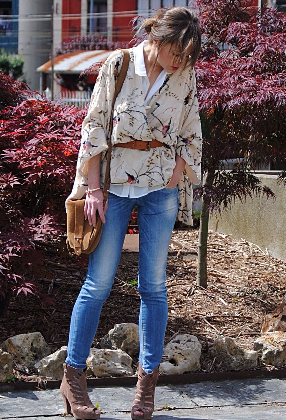 f46a3b0470 How to do the Boho Chic Look for Fall