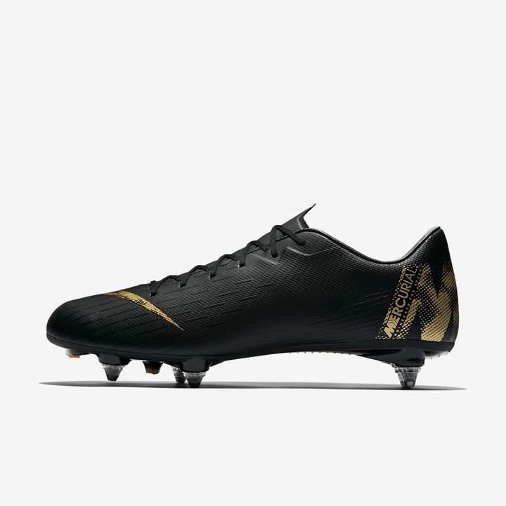 Футбольные бутсы для игры на мягком грунте Nike Mercurial
