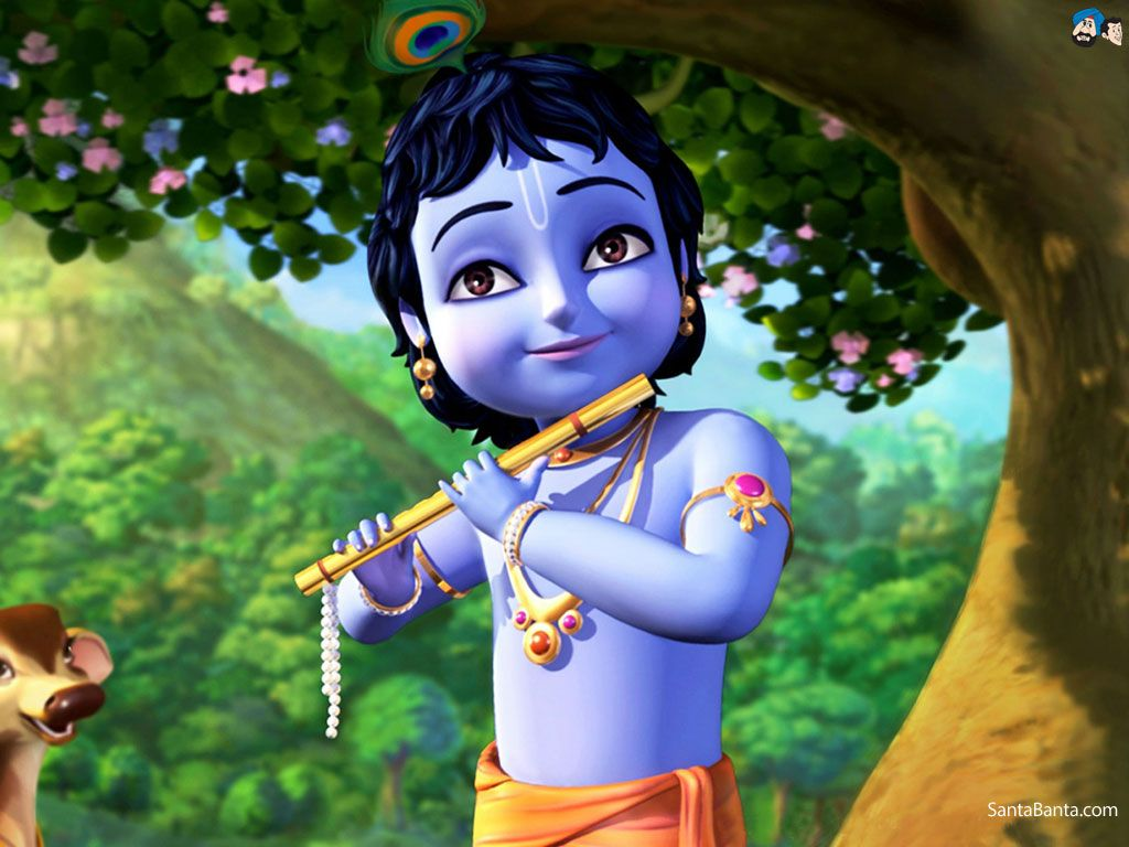 Hd wallpaper of lord krishna - Find This Pin And More On Best Games Wallpapers Shree Krishna Hd