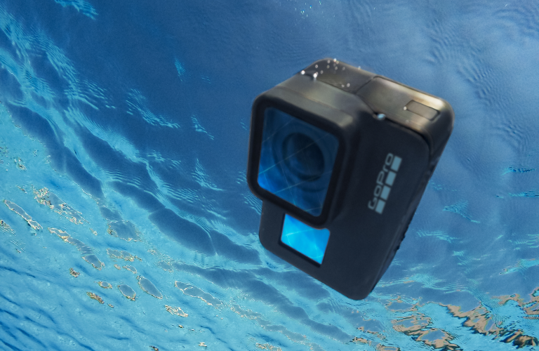 GoPro Hero 5 Black The HERO5 Allows You To Capture And Record Anything