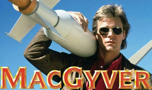 richard dean anderson as macgyver - Macgyver Halloween Costume