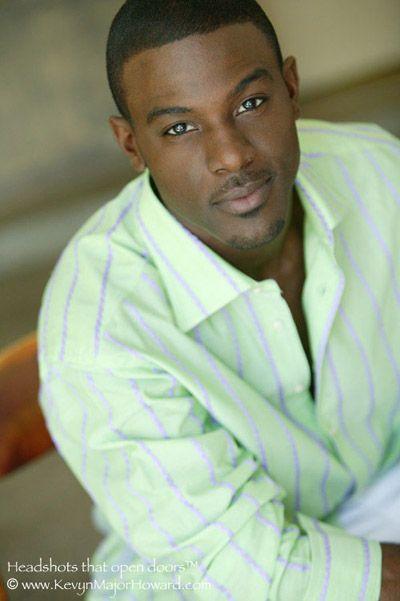 Lance Gross..another beautiful black man :D