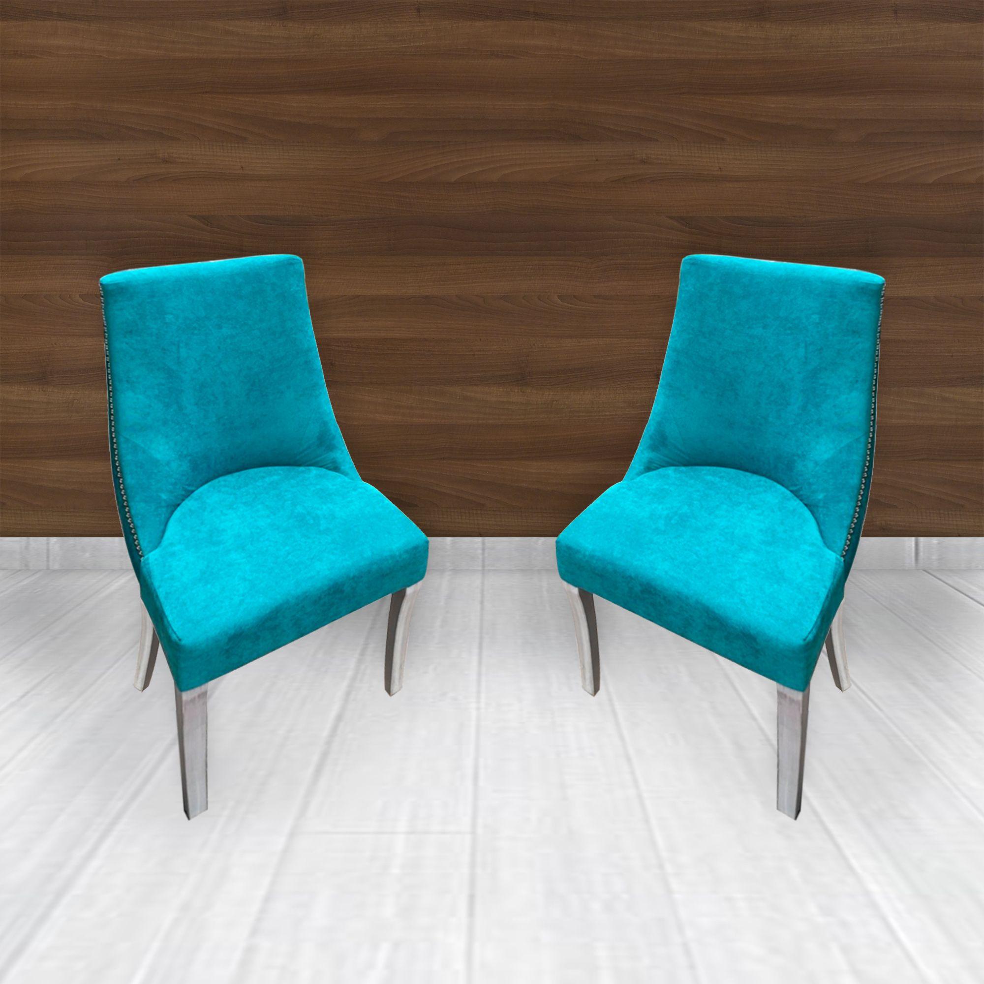 Dale frescura a tus espacios con estas sillas azul turquesa sillas y sillones en 2018 - Sillas turquesa ...