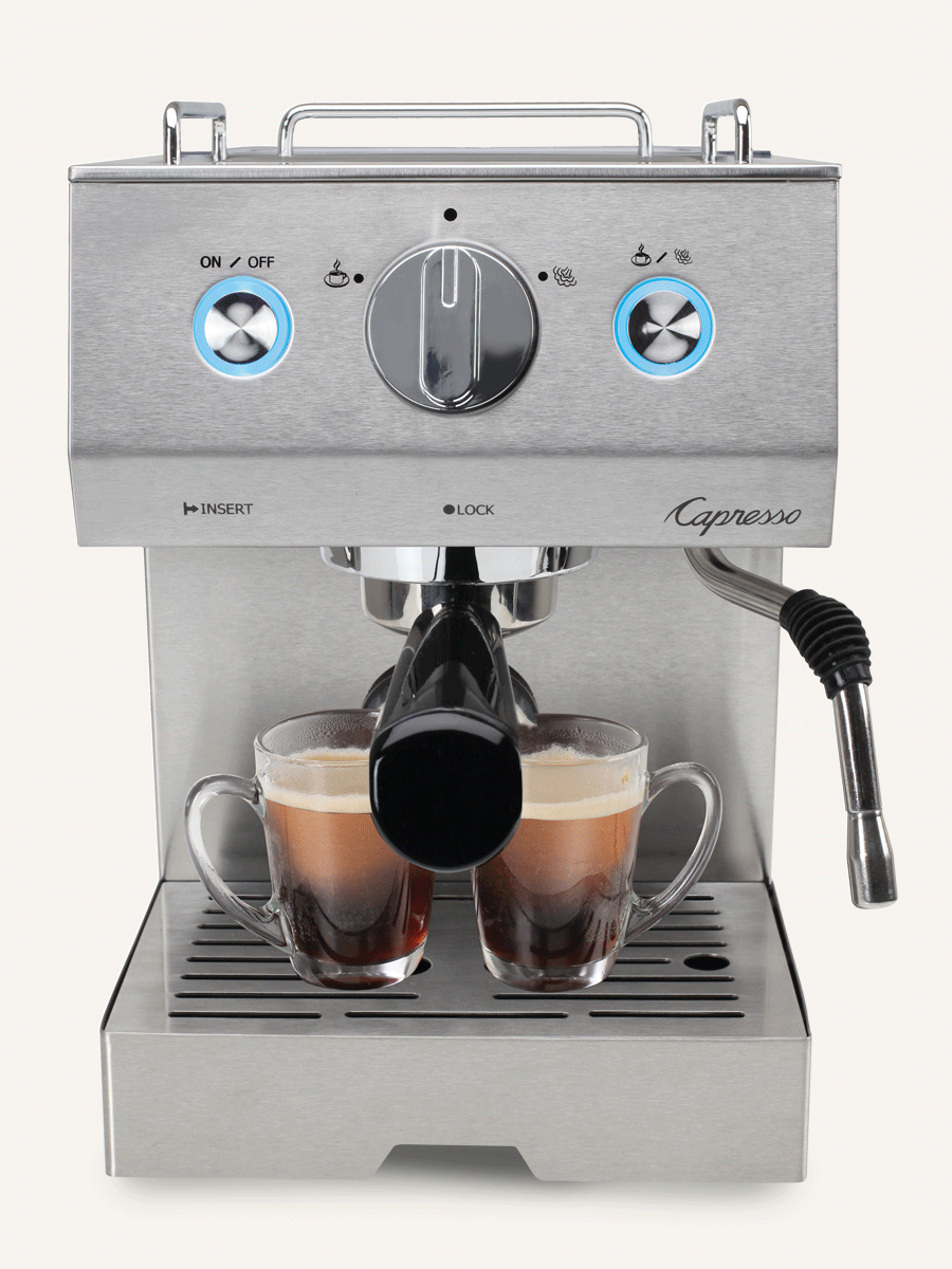 Handleiding Daalderop Professional Coffee Maker : Espresso lovers, we have a new product for you! Our Cafe PRO Espresso & Cappuccino Machine is ...
