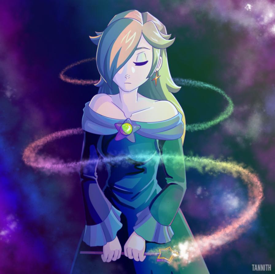Rosalina by Disfigure8 on DeviantArt