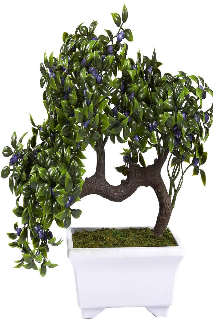 Artificial Bonsai Tree Fake Plant Decoration Potted Artificial House Plants For Home Decorindoor Artificial Bonsai Decorat In 2020 Plant Decor Plants Fake Plants