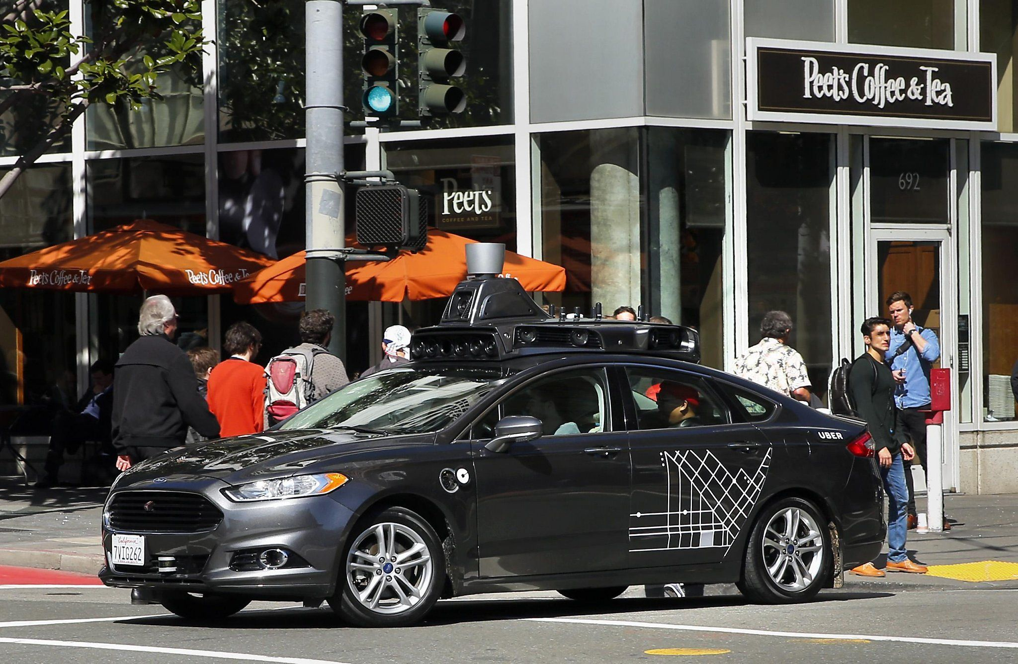 State Dmv Backs Allowing Self Driving Cars With No Human On Board