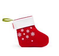 Bas de Noël rempli de thé – Secret du père Noël