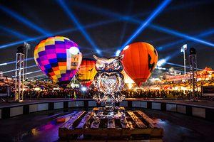 Owl O Ween Hot Air Balloon Festival Kennesaw Ga United States Hotairballoon Com Hot Air Balloon Festival Balloon Festivals Festivals In Georgia