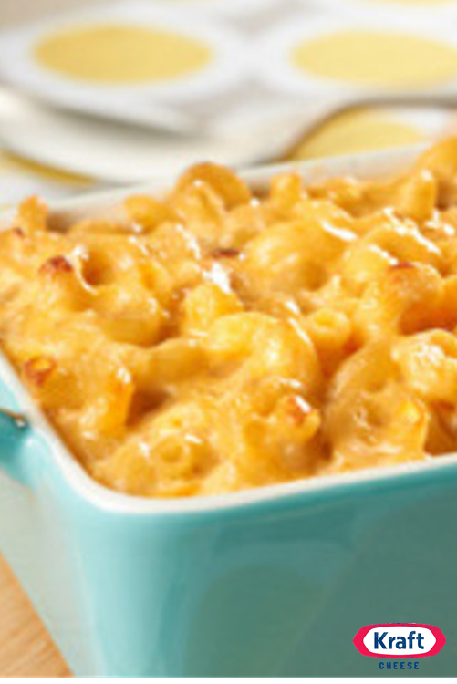 easy kraft mac and cheese casserole