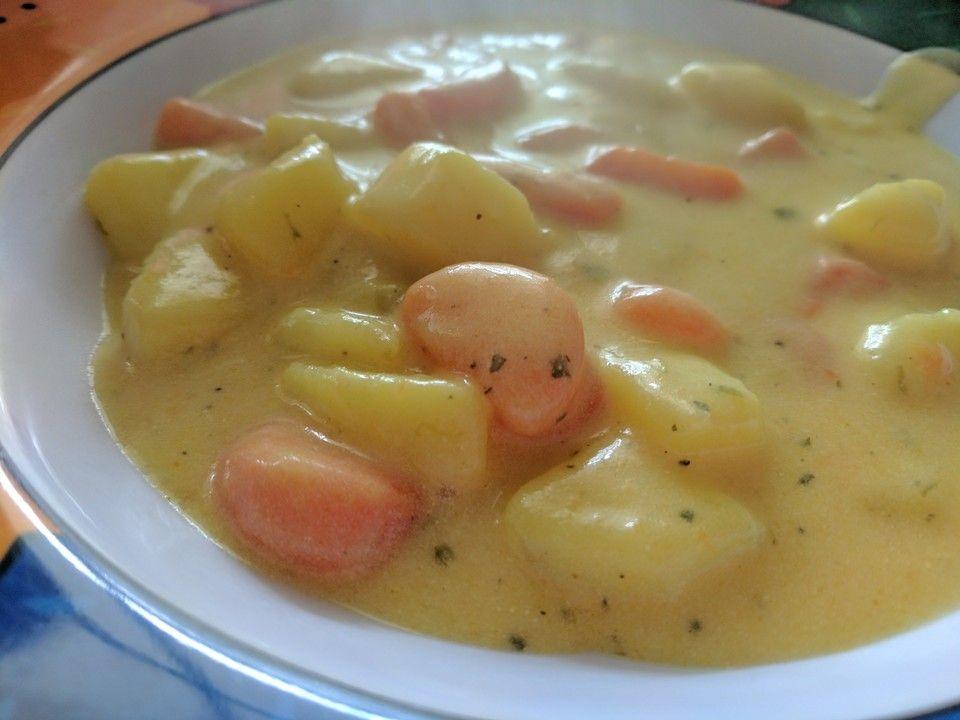 Kartoffel-Möhren-Lauch-Eintopf