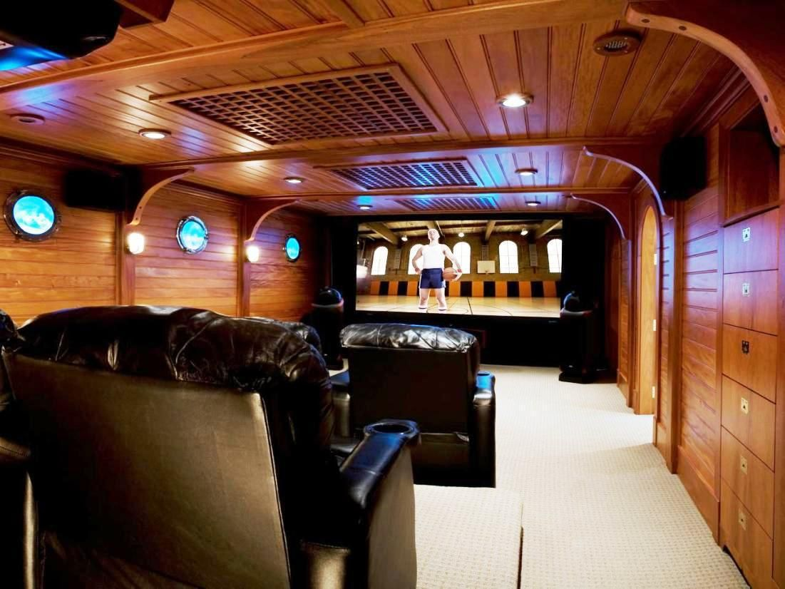 How to DIY Cool Home Theater Ideas with Pictures - http://www ...