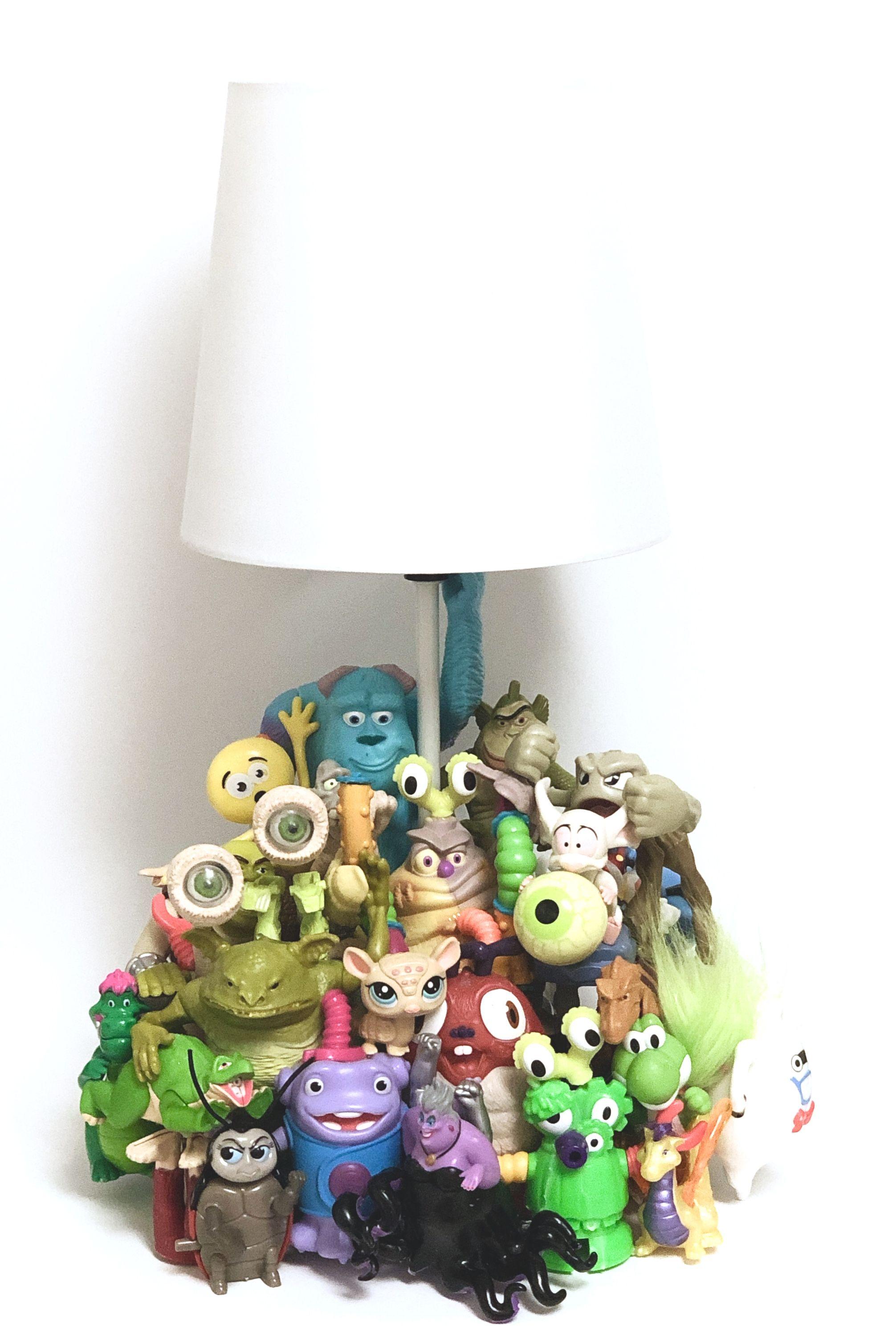Disney Theme Room Monsters Inc Lamp Shrek Bedroom Disney Theme Room Art Toy Custom Toys Unique Items Products